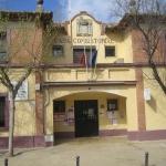 Centro de Mejorada del Campo