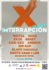 Interrapción2016-X-cartel-V3-red