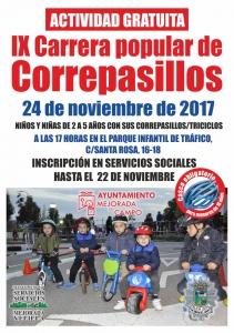 CUARTILLA IX CARRERA POPULAR DE CORREPASILLOS 2017 CARA A (3)