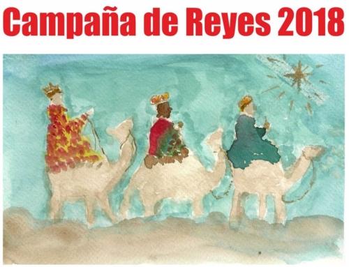 Se abre la CAMPAÑA DE REYES 2018
