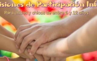 Comisiones de participación Infantil
