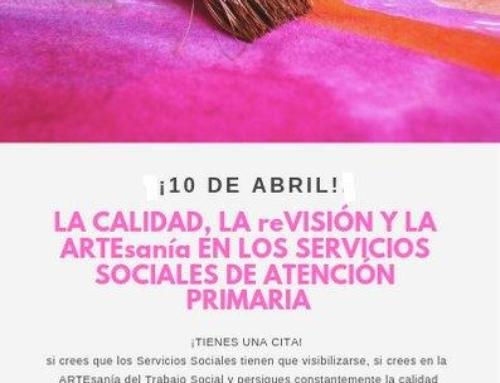 Se acerca una nueva Jornada de Servicios Sociales…