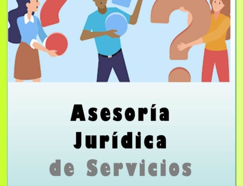 ASESORÍA JURÍDICA DE SERVICIOS SOCIALES
