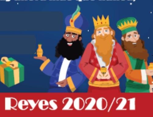 Actividades de Reyes