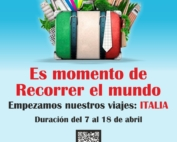 caertel recorrer el mundo ITALIA