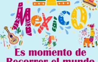 RECORTE caertel recorrer el mundo MEXICO