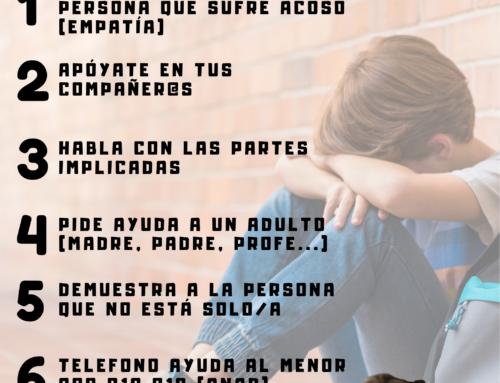 CAMPAÑA #stopbullying