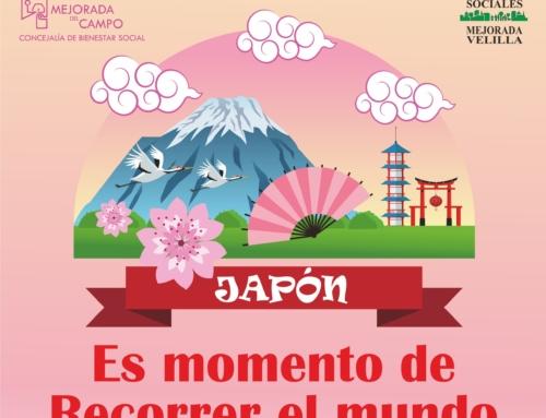 Es momento de recorrer el mundo: JAPÓN